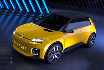 Renault 5 Prototype Concept car of the year 2021