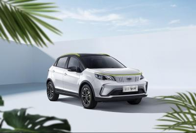 Geometry EX3, il SUV low cost di Geely
